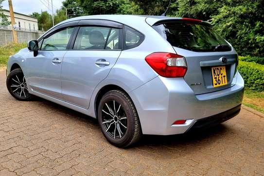 Subaru Impreza image 4
