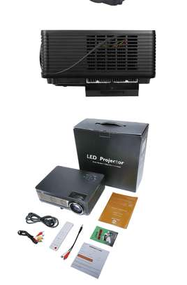 Smart TV Android Projector FHD supports 4K 3D  3,200 lumens image 7