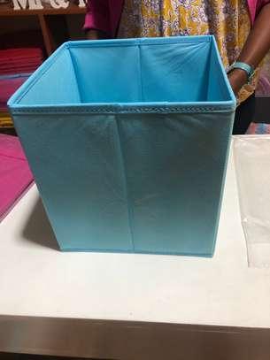 Foldable cube storage image 3