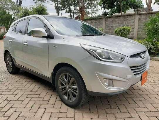 Hyundai Tucson image 1