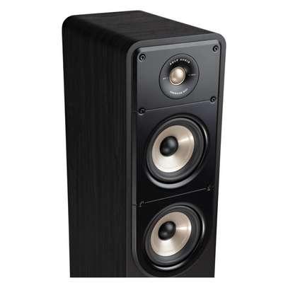 The NEW Polk Signature E Series 5-Piece High Resolution Hometheater Speaker Set image 7