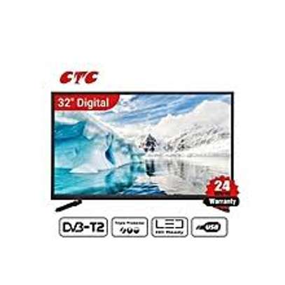 CTC 32 Inch Digital TV LED HD Television image 1