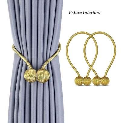 Curtain holder/ Tie backs image 3