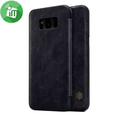 Nillkin Qin Series Leather Luxury Wallet Pouch For Samsung S8 S8 Plus image 8