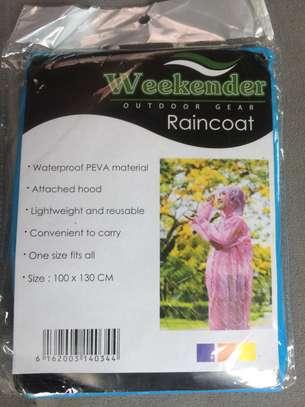 Rain coats-one size fits all