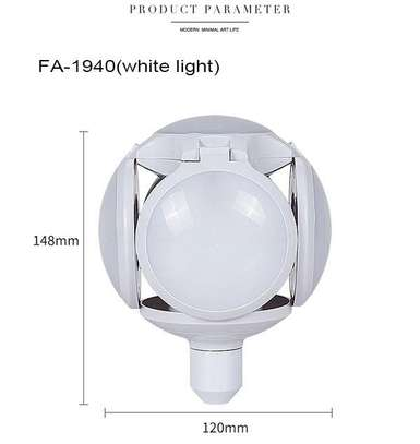 LED football bulb image 1