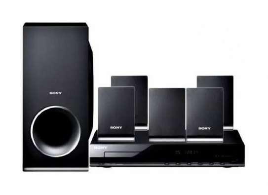 Sony tz 140 home theater image 1