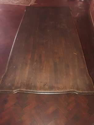 Large Dining table - Mahogany