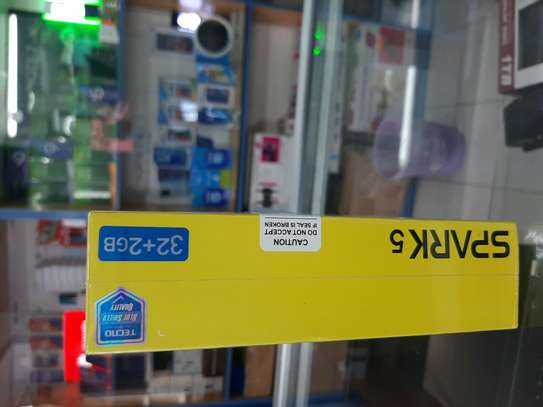 Tecno spark 5 32gb/2gb ram image 2