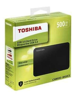 500gb External Harddisk