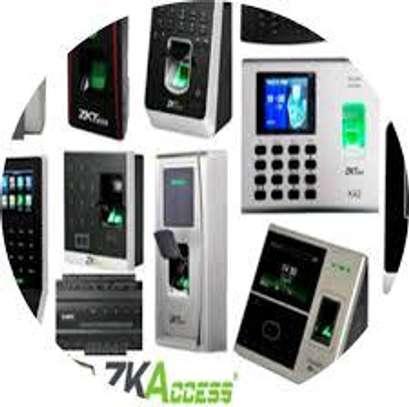 Access control terminal image 2