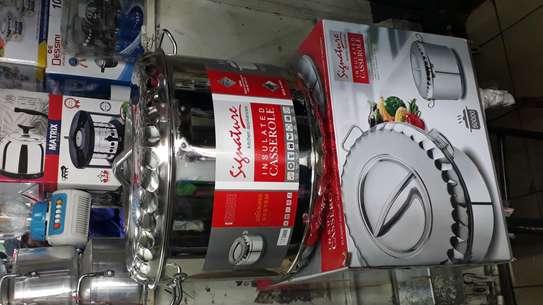 50litre Hot pot/50litre signature stainless steel hot pot/food warmer image 4