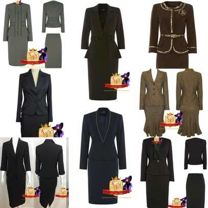 Skirt Suits From UK image 1