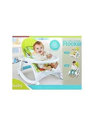 Baby Rocker with Dining Table