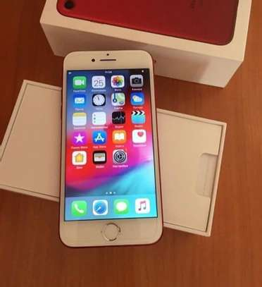 Apple iPhone 7 256gb *red* image 2