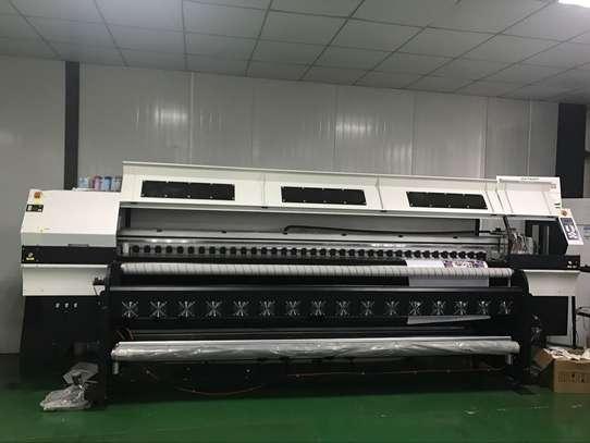 Dx5 Wide Large Format Printing Machine-3.2m image 1