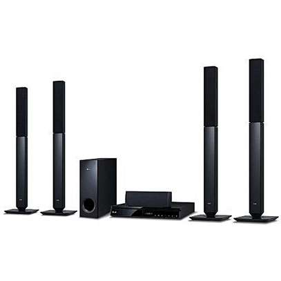 LG 657 Home Theater System