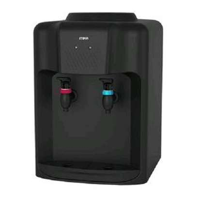 Mika MWD1203/BL - Water Dispenser, Table top, Hot & Normal - Black image 1
