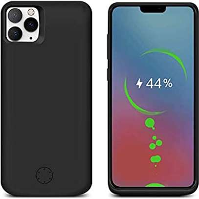 Power Case 5000mAh Battery Charger Case For iPhone 11 Pro External Power Bank Charging Cover image 1