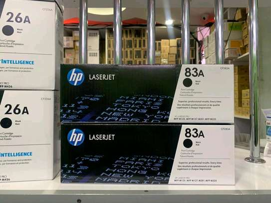 All Hp Genuine toners available. Hp 83A image 3
