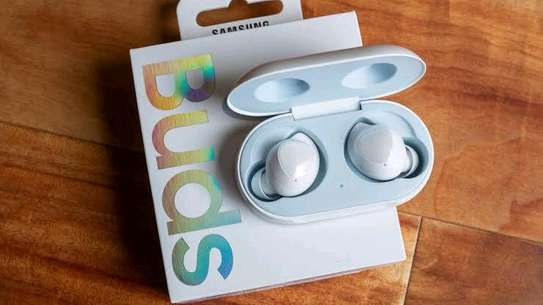 Samsung Galaxy Buds brand new and sealed in a shop. image 1