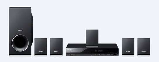 Sony tz 140 home theater image 2