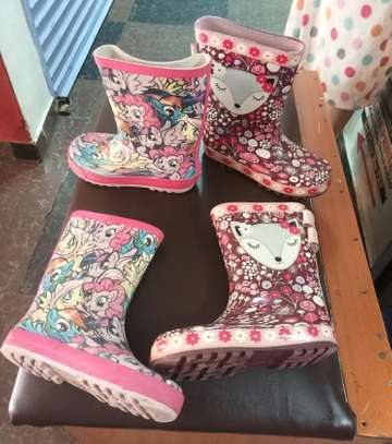 Kids quality wellies/gumboots image 7