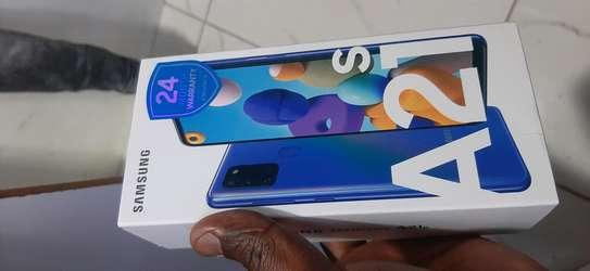 Samsung Galaxy A21s ,4GB RAM+64GB, Android 10, 6.5 Inch, 48MP Camera,Dual SIM image 1