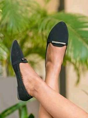 brogue shoes/flat image 7