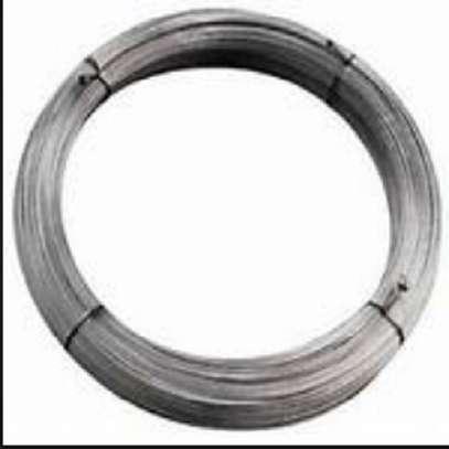 galvanized ht wire image 2