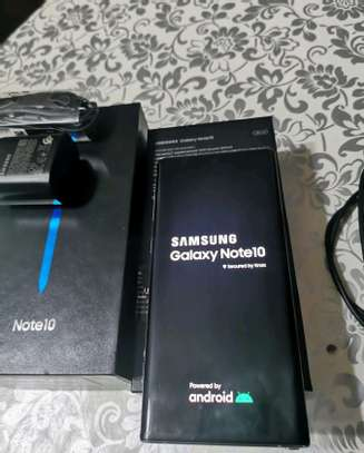 Samsung Galaxy Note 10 5G : 512 Gb & Galaxy Gear Fit image 1