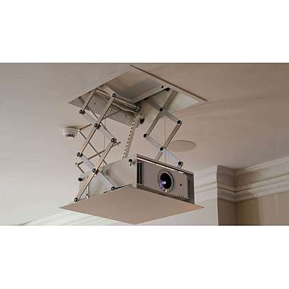 Projector Lift (Automatic Lift With Remote Control) 100m Drop down image 1