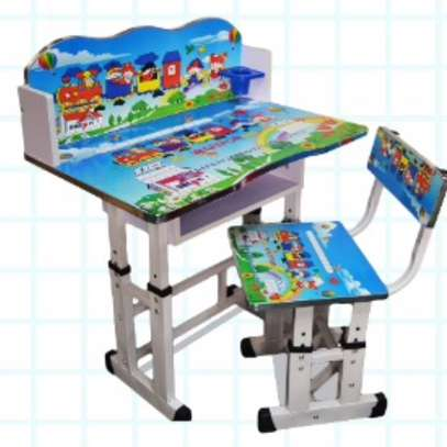 Children Study Desk and Chair