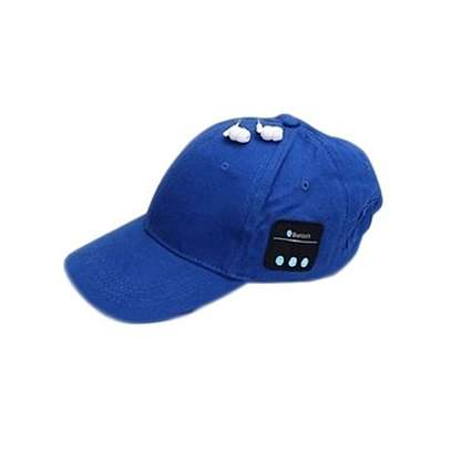 New High-tech Wireless Sport Bluetooth Music Hat Cap