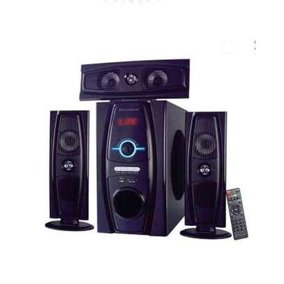 Polysonic MP-3319 Multimedia Speaker System 3.1CH