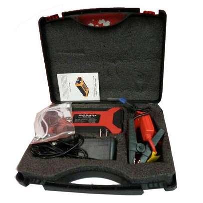 Portable Car Jump Starter Kit