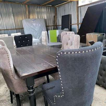 Versatile Beautiful Quality 6 Seater Dining Table image 1