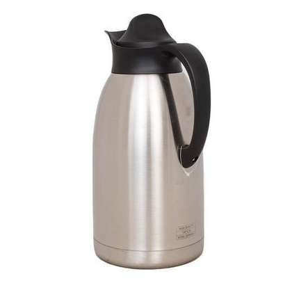Always Unbreakable 2 Litres Vacuum Thermos Flask - Stainless Steel image 1