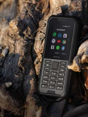 Nokia 800 Tough Feature Phone image 1