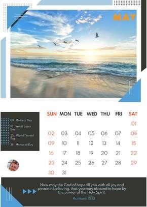 Bible Desk Calendars image 7