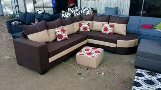 6 Seater L-Shaped Sofa