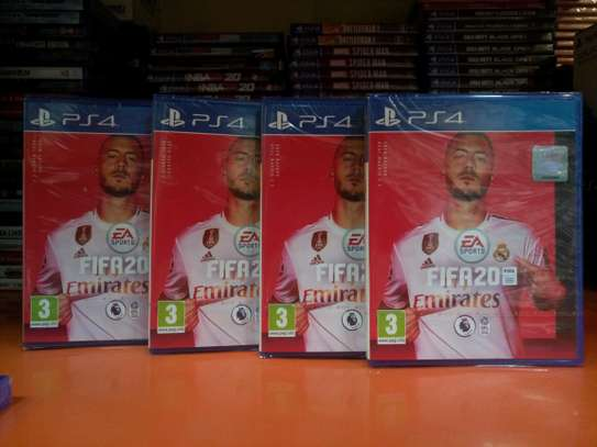 PS4 FIFA 20 - BRAND NEW image 1