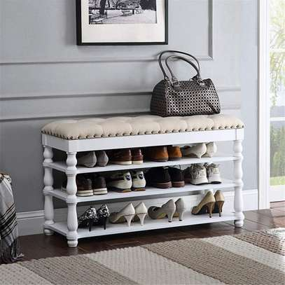 Shoe benches/ottomans image 2