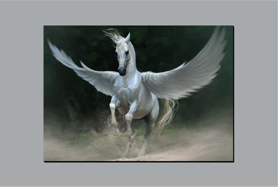 Flying Horse Wall Hanging image 1