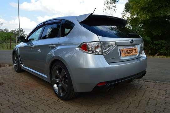 Subaru Impreza WRX Hatchback image 5