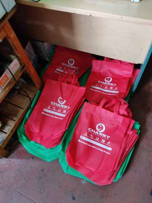 Interested In Our Non Woven Bags Printing And Branding