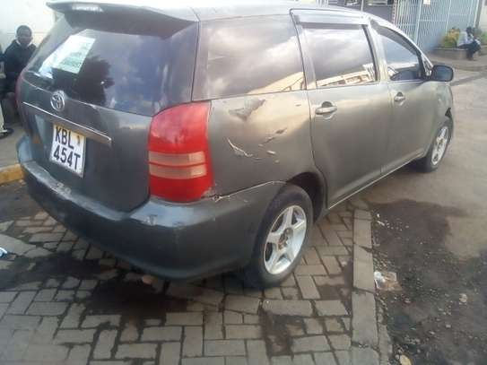 Toyota wish for sale image 6