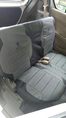 New improved car seat covers