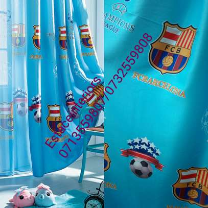 PRINTED BABY CURTAINS image 5