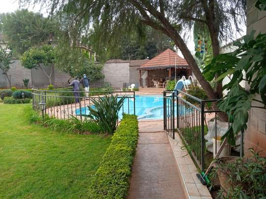 Furnished 4 bedroom townhouse for rent in Runda image 15